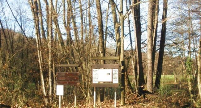 """""""segnaletica presso la cascina Bagaggera (Rovagnate) (Lc)"""""""