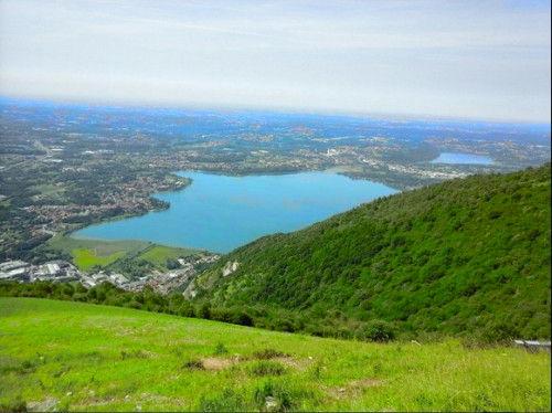panorama dal Cornizzolo